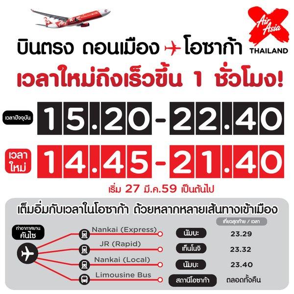 แอร์เอเชีย เอ็กซ์ Air Asia X
