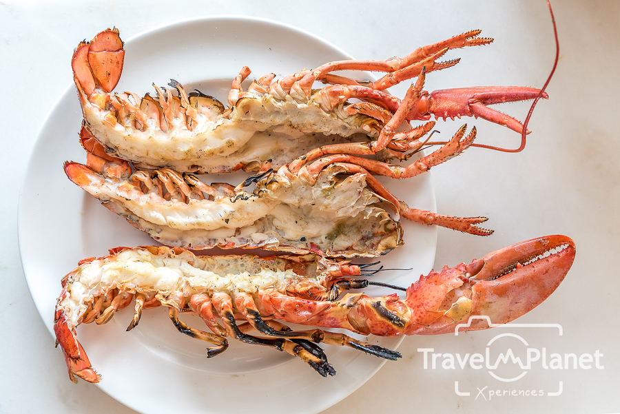 Sunday Brunch Le Meridien Suvarnabhumi - Lobster