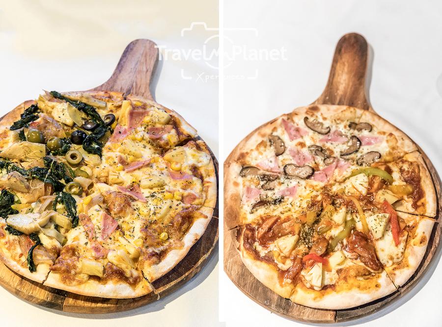 Medinii Italian Restaurant Pizza