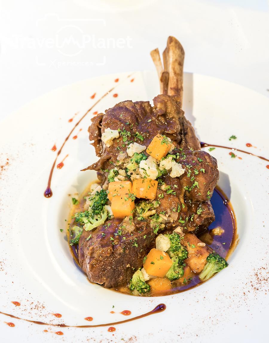 Medinii Italian Restaurant Lamb Shank