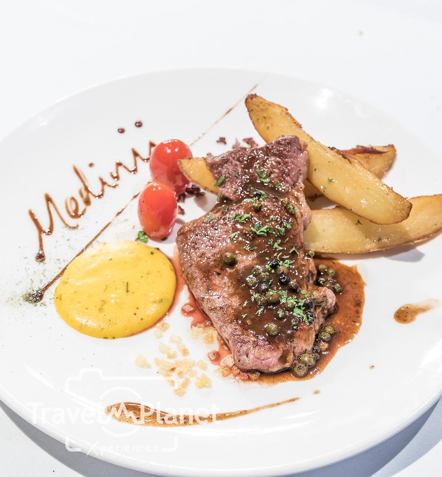 Medinii Italian Restaurant Pork chop