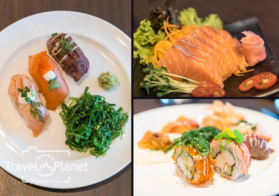 tel Bangkok Ploenchit - Sushi