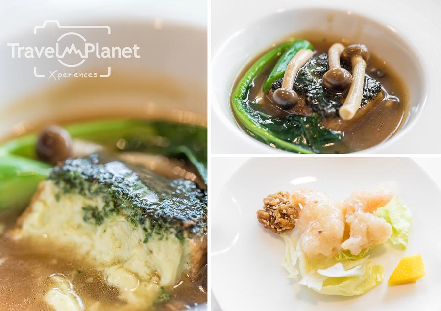 บุฟเฟ่ต์ติ่มซำ Man ho Restaurant @ JW Marriott Hotel Bangkok - Specialties