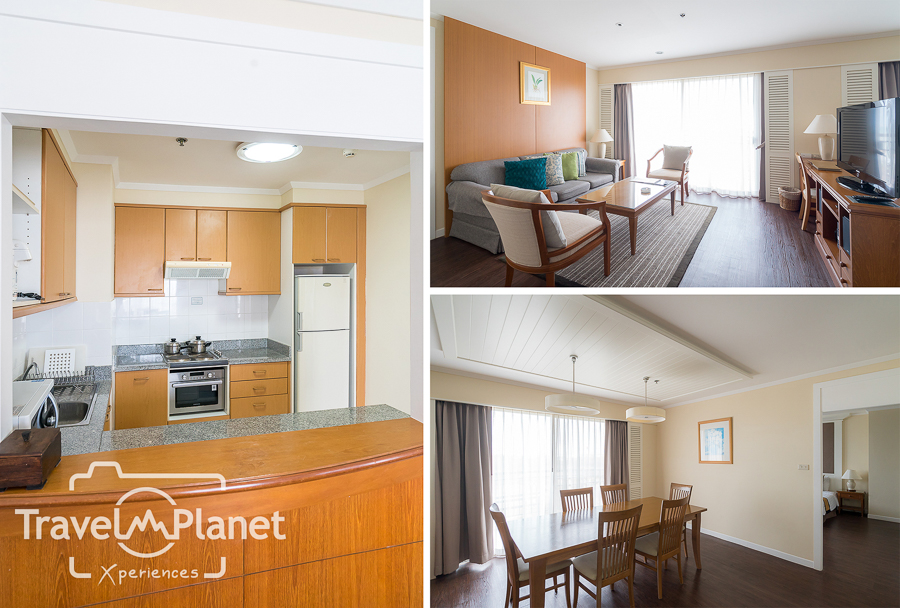 KANTARY BAY RAYONG โรงแรมแคนทารี่เบย์ระยอง Two Bedrooms Suite