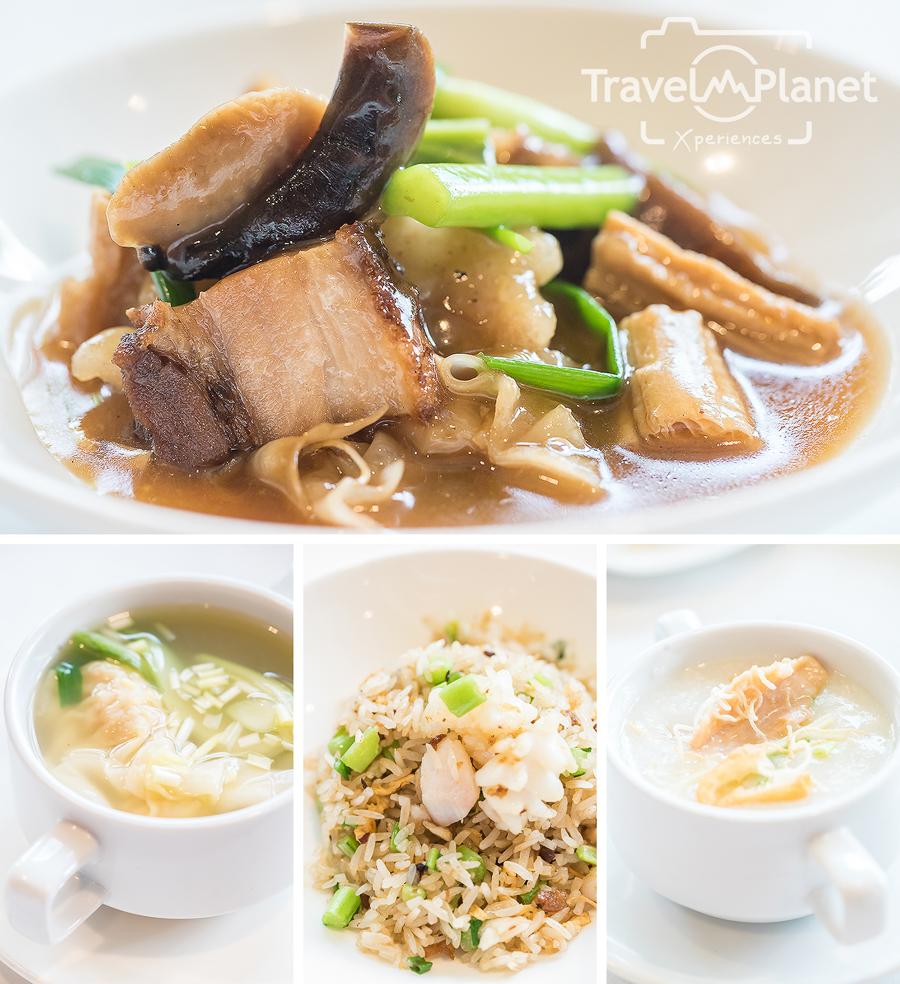 บุฟเฟ่ต์ติ่มซำ Man ho Restaurant @ JW Marriott Hotel Bangkok - Rice & Noodles