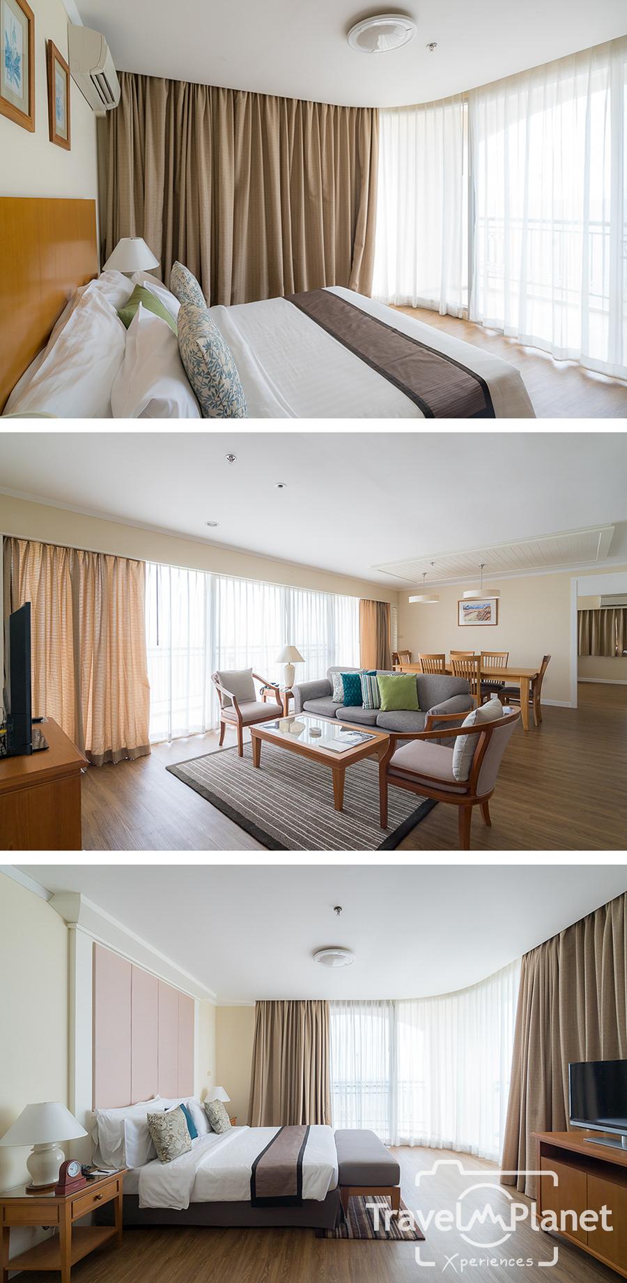 KANTARY BAY RAYONG โรงแรมแคนทารี่เบย์ระยอง Three Bedrooms Suite