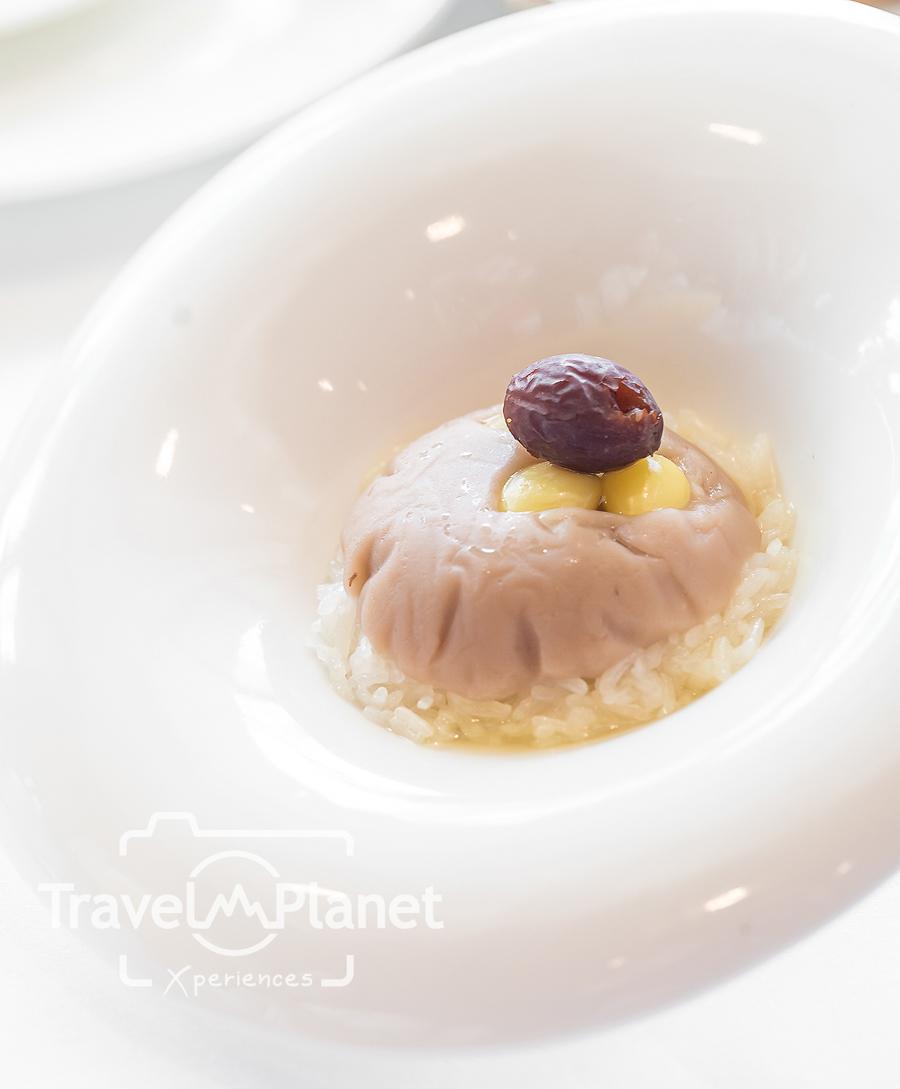 บุฟเฟ่ต์ติ่มซำ Man ho Restaurant @ JW Marriott Hotel Bangkok - Dessert