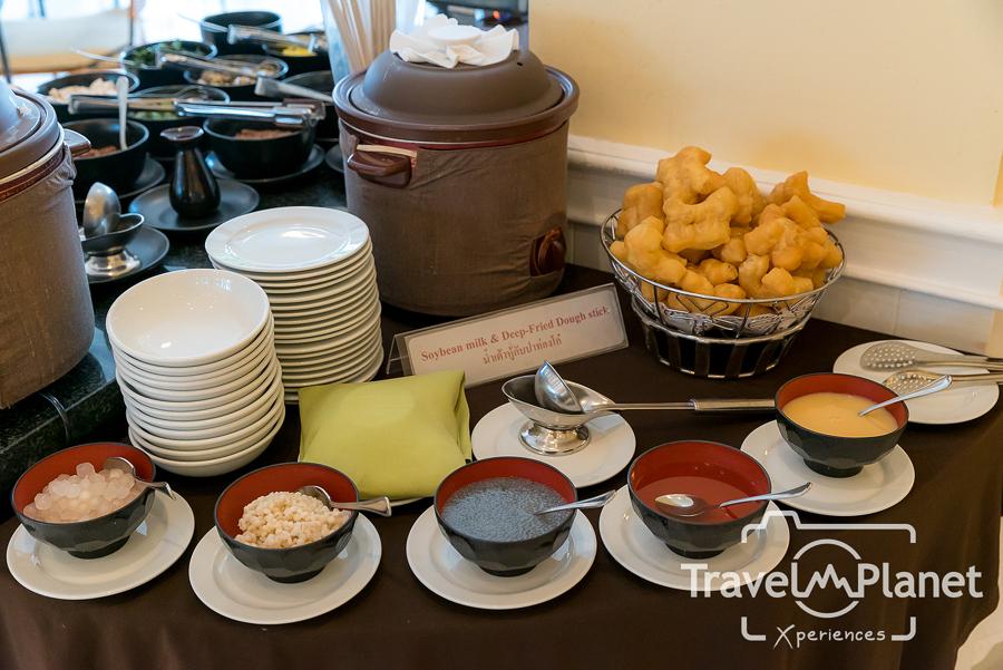 KANTARY BAY RAYONG โรงแรมแคนทารี่เบย์ระยอง Breakfast