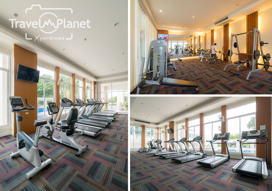 KANTARY BAY RAYONG โรงแรมแคนทารี่เบย์ระยอง Fitness Centre