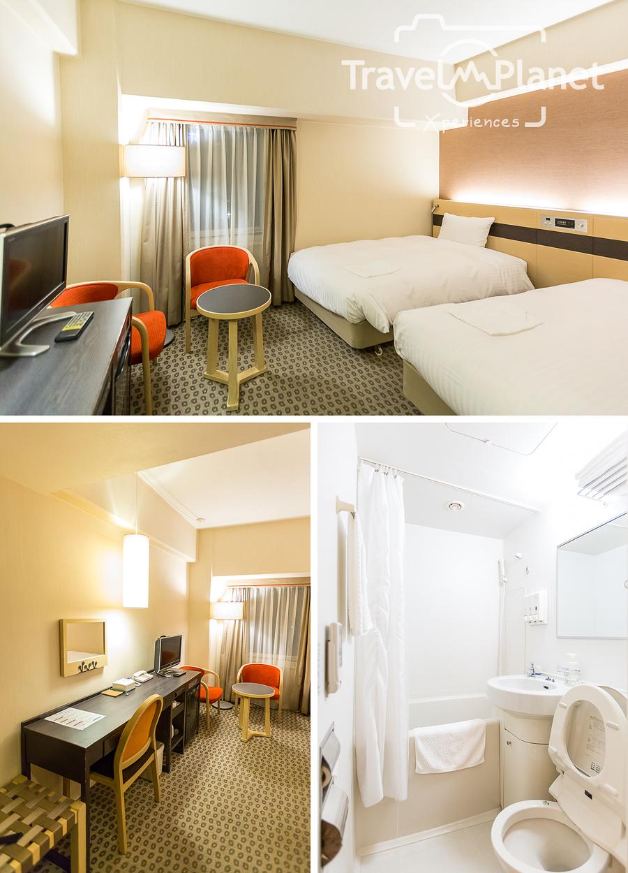 โรงแรมนาโกย่า