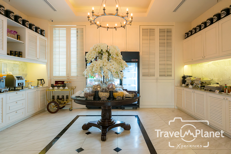 THE CORAL Exclusive Lounge Don Mueang Airport