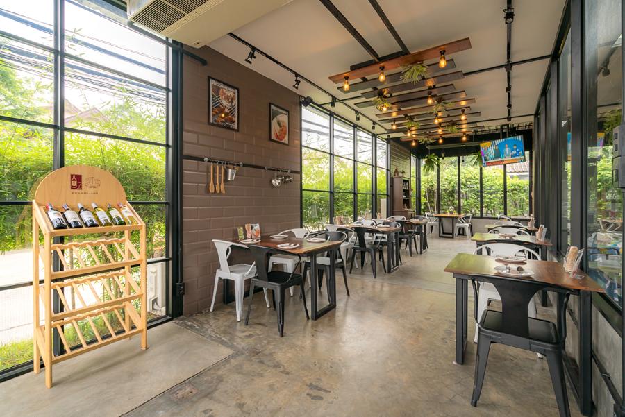 Ribstory grill bar ริบส์สตอรี่ กริลล์บาร์ บางนา ลาซาล