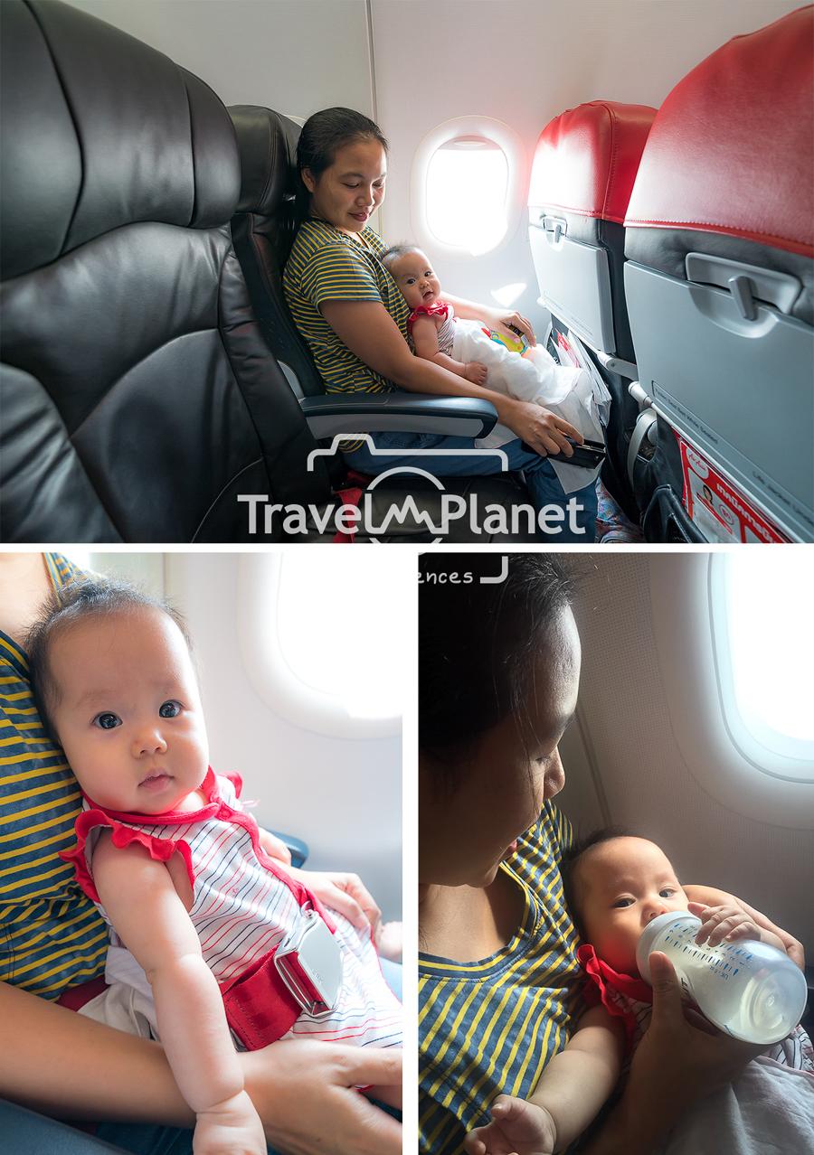 คนท้อง ทารก ขึ้นเครื่องบิน