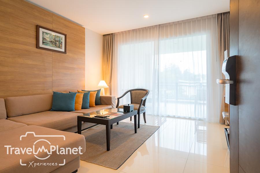 โรงแรม แคนทารี บีช วิลลา แอนด์ สวีท เขาหลัก kantary beach villas & suites khao lak Hotel