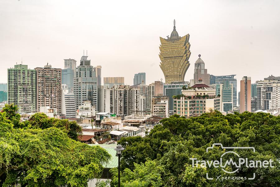 Macau View Point จุดชมวิวมาเก๊า