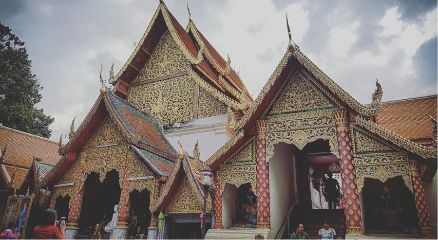 SOLO TRAVELLING TO PANG UNG LAKE - BAN RAK THAI - CHIANG DAO Mae Hong Son-Chiang Mai, Thailand