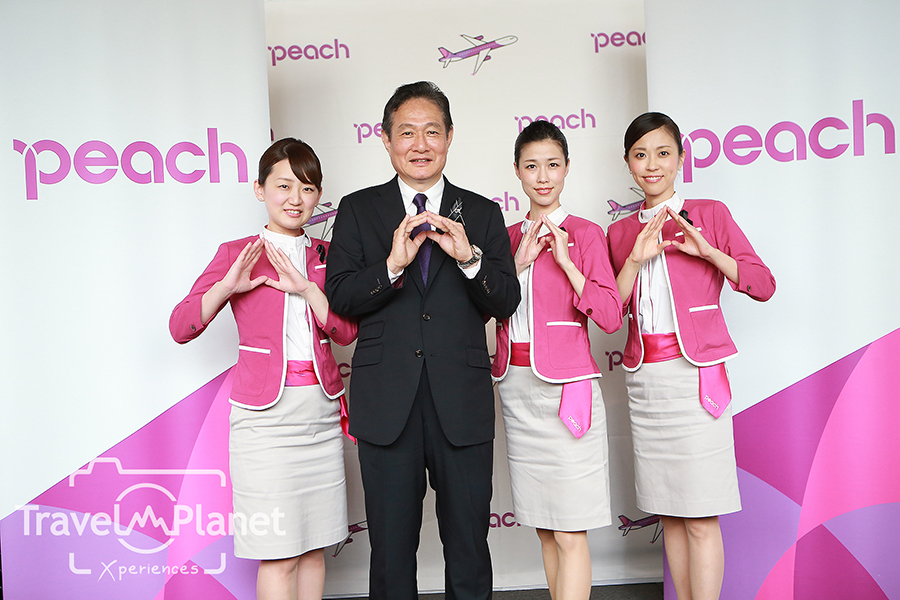 สายการบินพีช บินตรง กรุงเทพ โอกินาว่า
