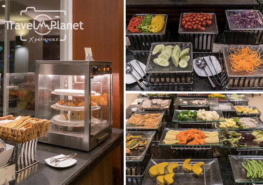 Nimman Bar & Grill Kantary Hills Chiang mai Salad Antipasto Buffet