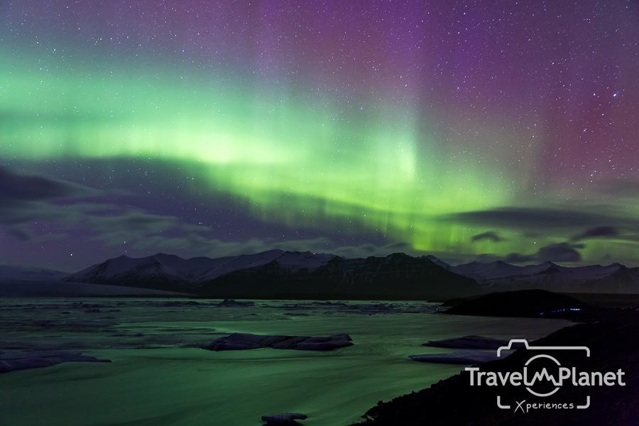 ไอซ์แลนด์ แสงเหนือ Iceland Aurora Northern Light