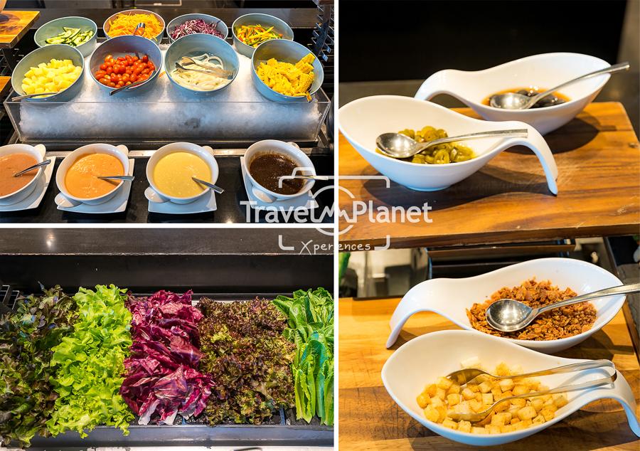 Review Spectacular Sunday Brunch @ Crowne Plaza Bangkok Lumpini Park