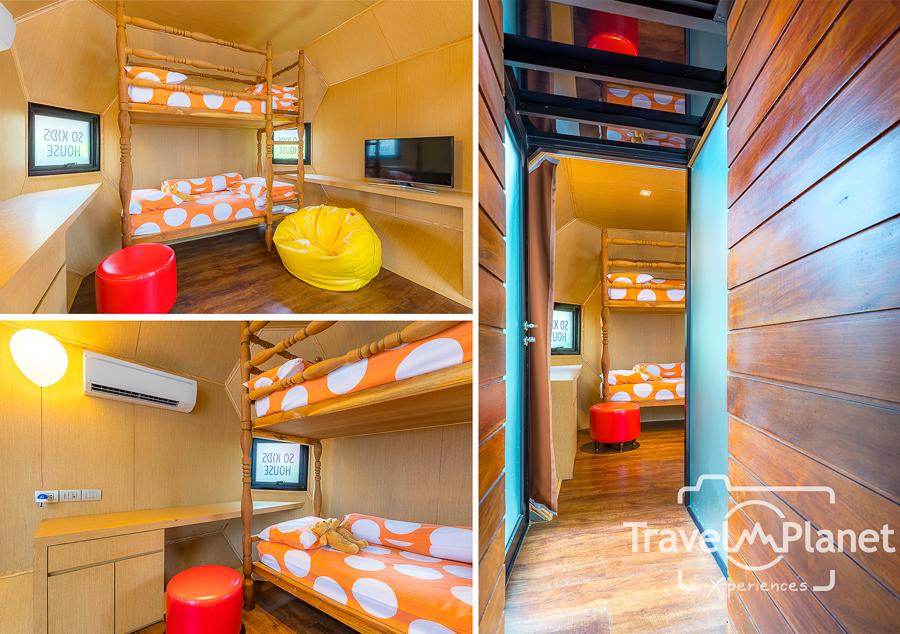 So Family Kid House So Sofitel Hua Hin, โรงแรมโซฟิเทล โซ หัวหิน
