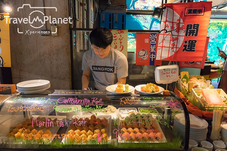 Siam@Siam ปทุมวัน จันทร์สุดพิเศษ สตรีทฟู๊ดบุฟเฟ่ต์
