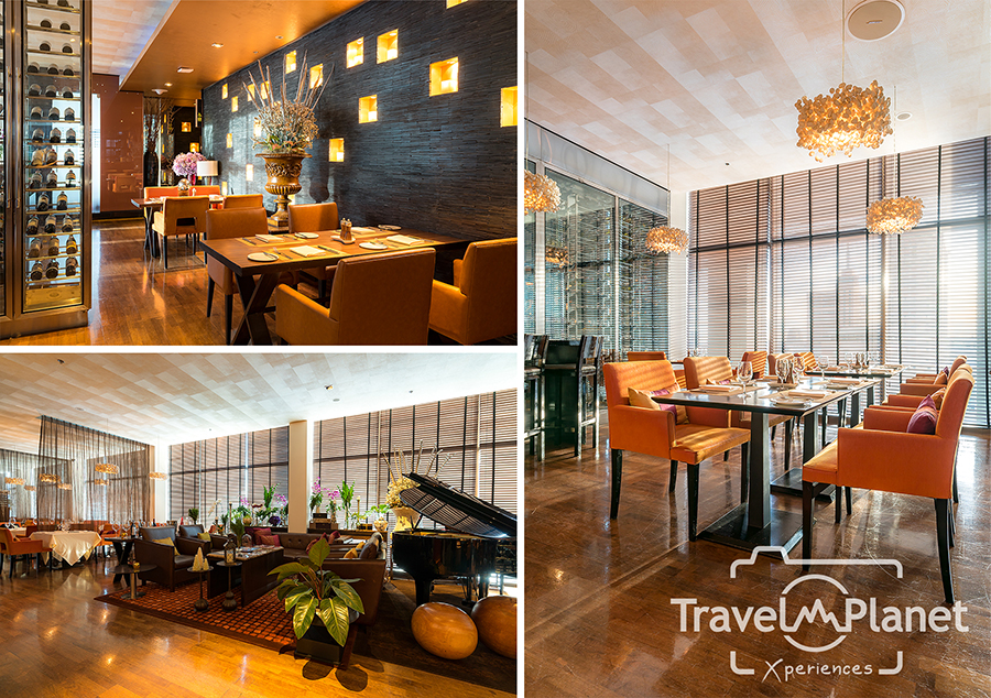 Grains and Grapes La VIE - Creative French Cuisine @ VIE Hotel Bangkok MGallery by Sofitel