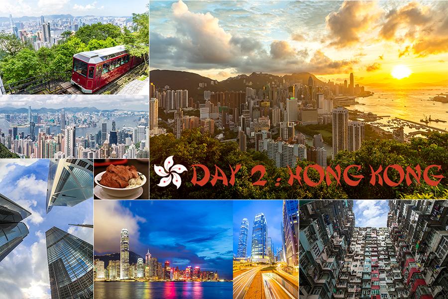 48 ชั่วโมง ฮ่องกง กิน เที่ยว ถ่ายรูป จัดเต็มอาทิตย์ไหนๆ ก็ไปได้