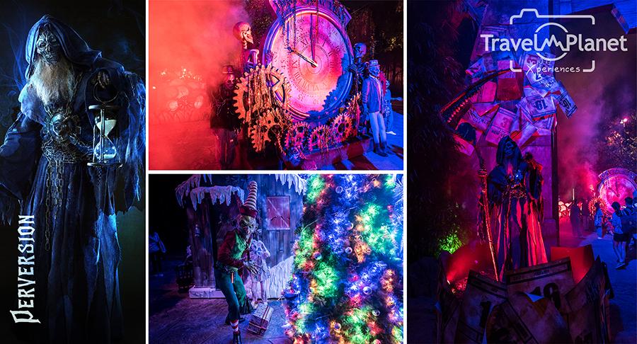 USS Universal Studios Singapore Halloween Nights
