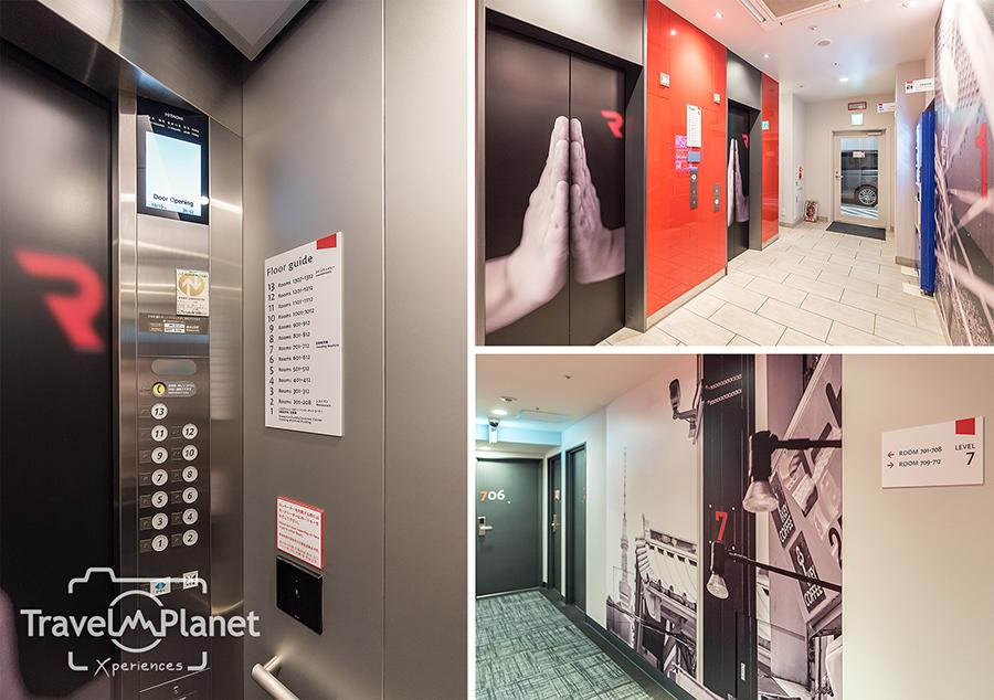 Red Planet Tokyo Asakusa Hotel โรงแรมเรดแพลนเน็ต โตเกียว อาซากุสะ