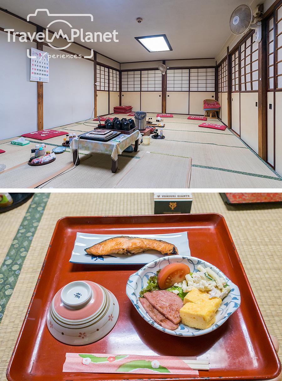traveloka ที่พัก รอบจังหวัด ฟุกุชิมะ โรงแรม เรียวกัง โฮสเทล