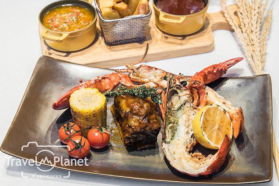 Ribs & Bibs seasonal tastes ซี่โครงย่าง The Westin Grande Sukhumvit Bangkok