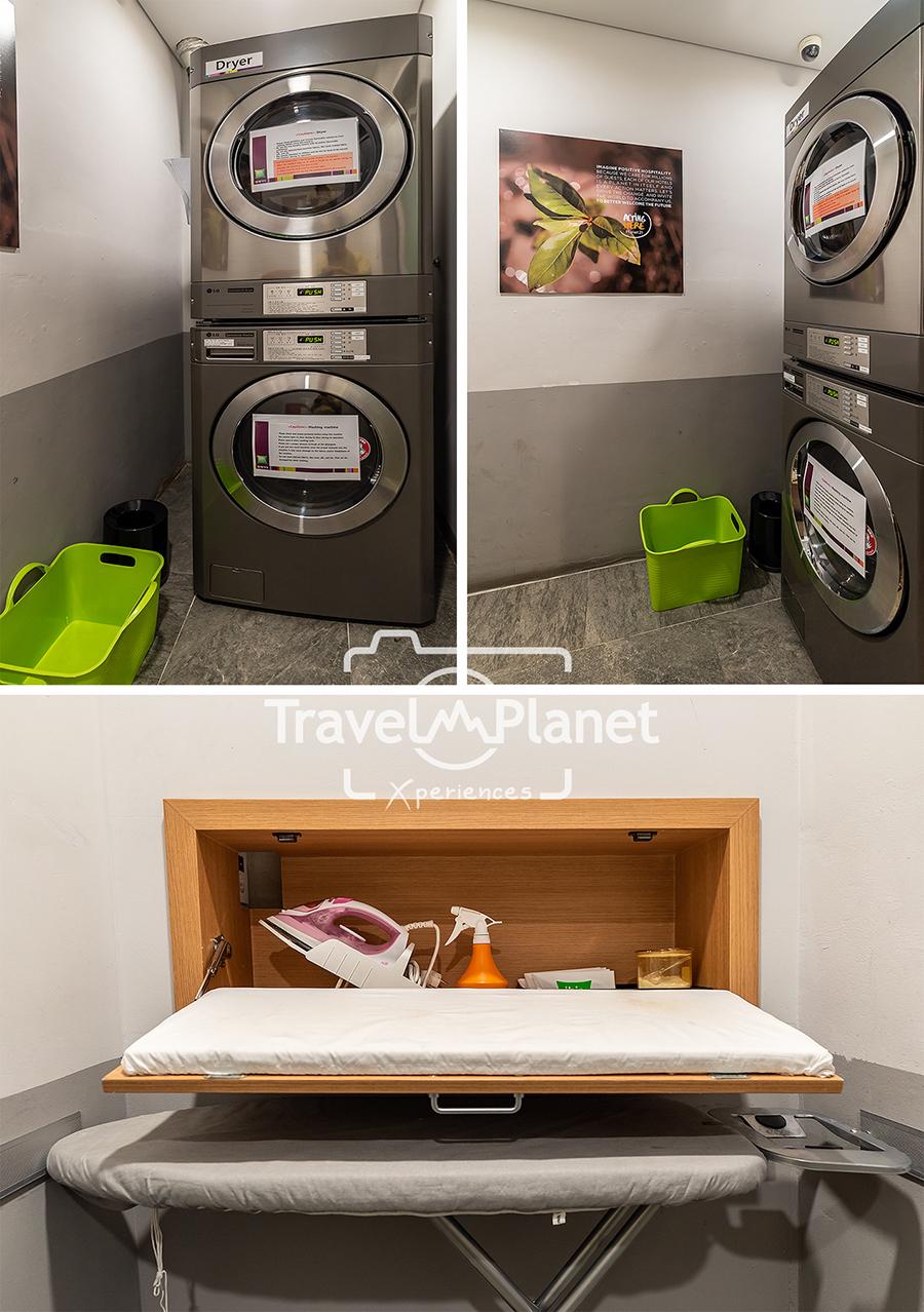 ibis Styles Ambassador Seoul Myeongdong Hotel Facility Laundry