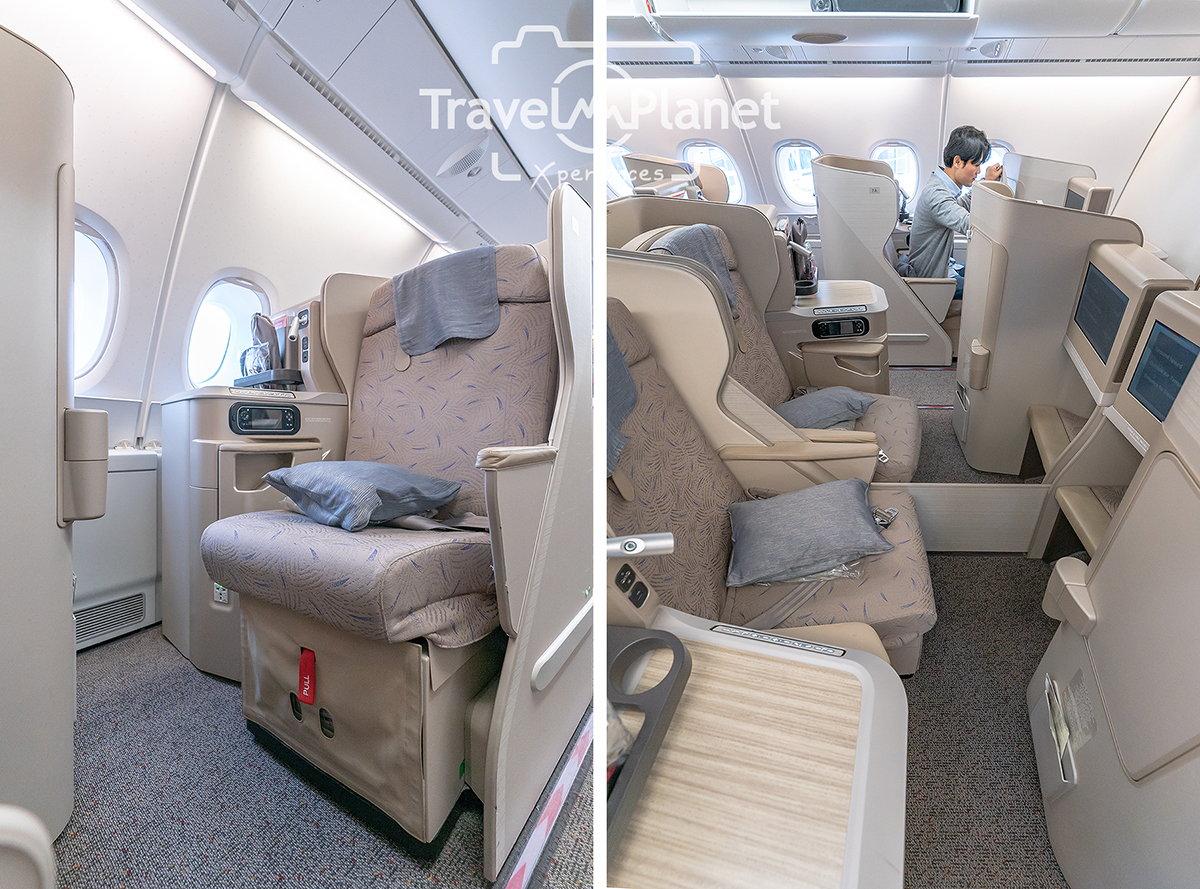 Business Class A380 Asiana Airlines