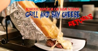 GRILL AND SAY CHEESE RETURNS