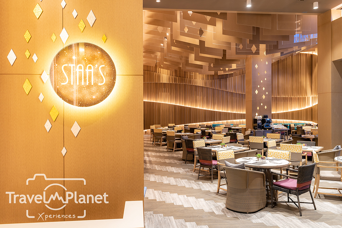 อาหารเช้า ห้องอาหาร STAA'S AVANI Hua Hin