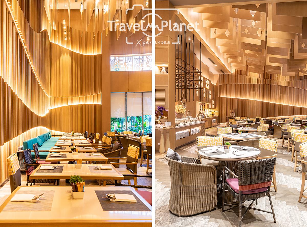 ห้องอาหาร STAA'S AVANI Hua Hin