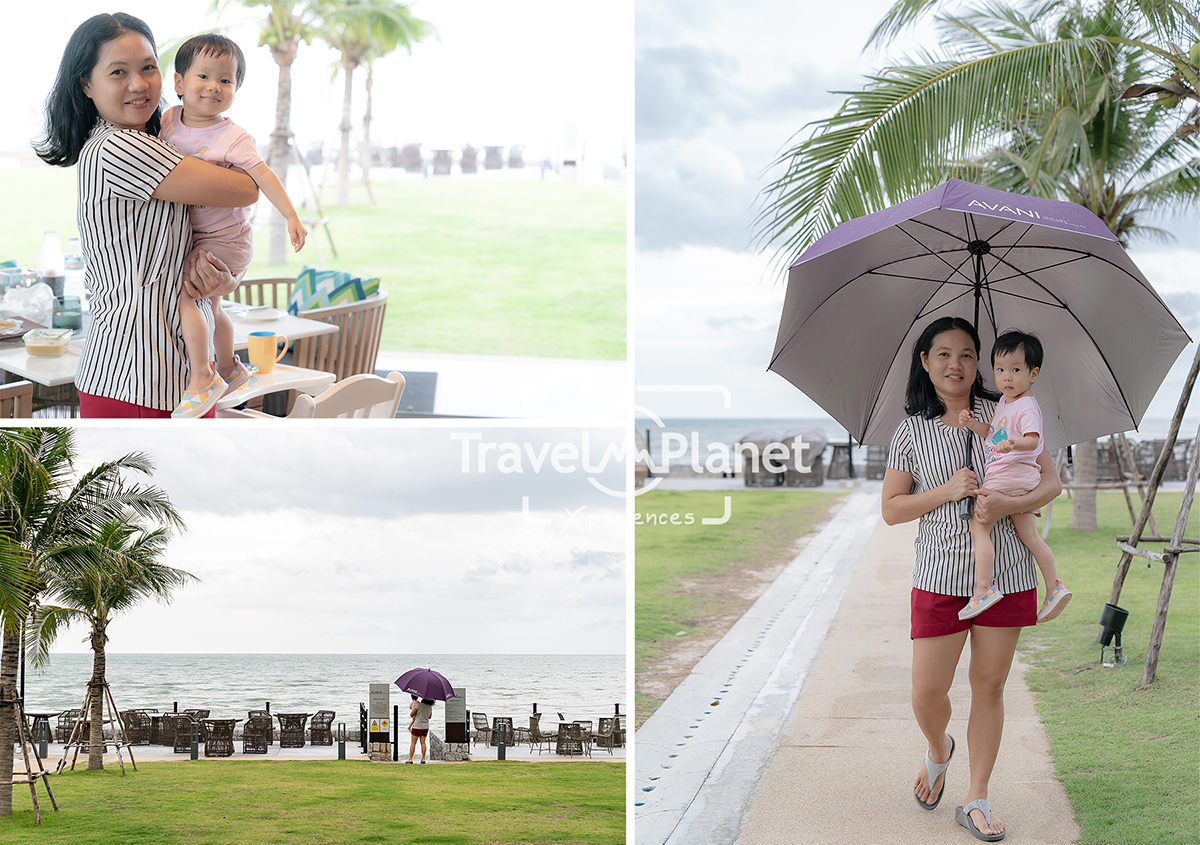 ริมหาด AVANI Hua Hin