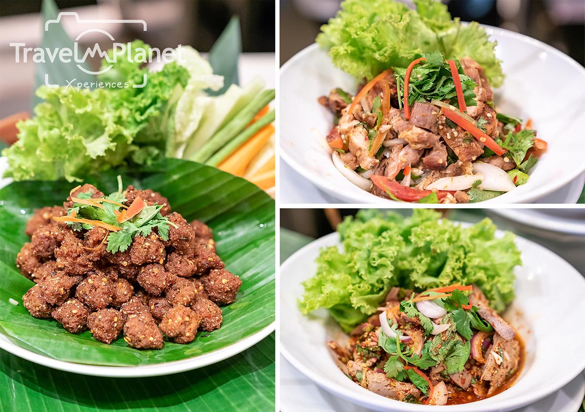 บุฟเฟ่ต์ Flavors of Asia อาหารไทย