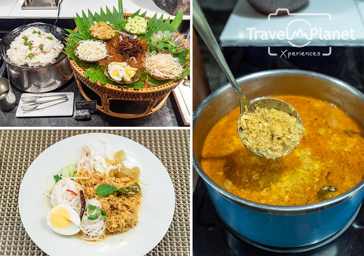 บุฟเฟ่ต์ปู ปูหิมะ ปูม้า ขาปูยักษ์ Crab Carnical Pullman Bangkok Grande Sukhumvit ขนมจีนน้ำยาปู
