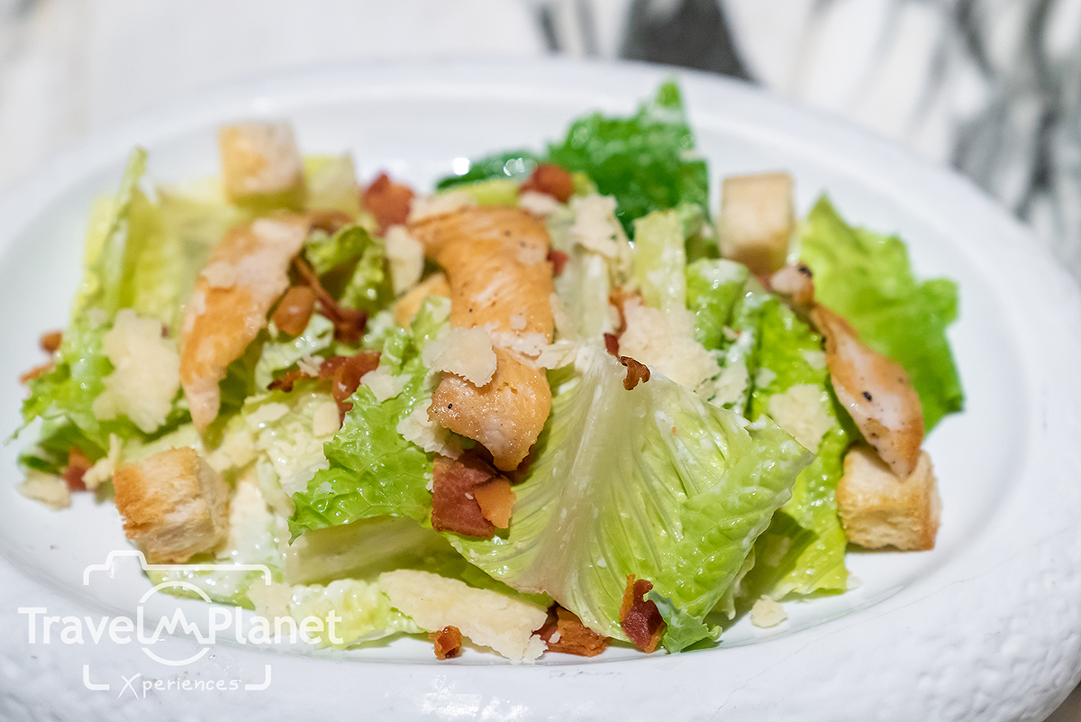 Hungry hub Scalini Buffet Hilton Sukhumvit Bangkok - Scalini Caesar Salad