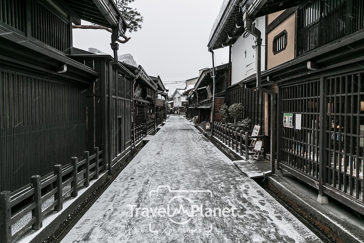 old town Takayama Japan
