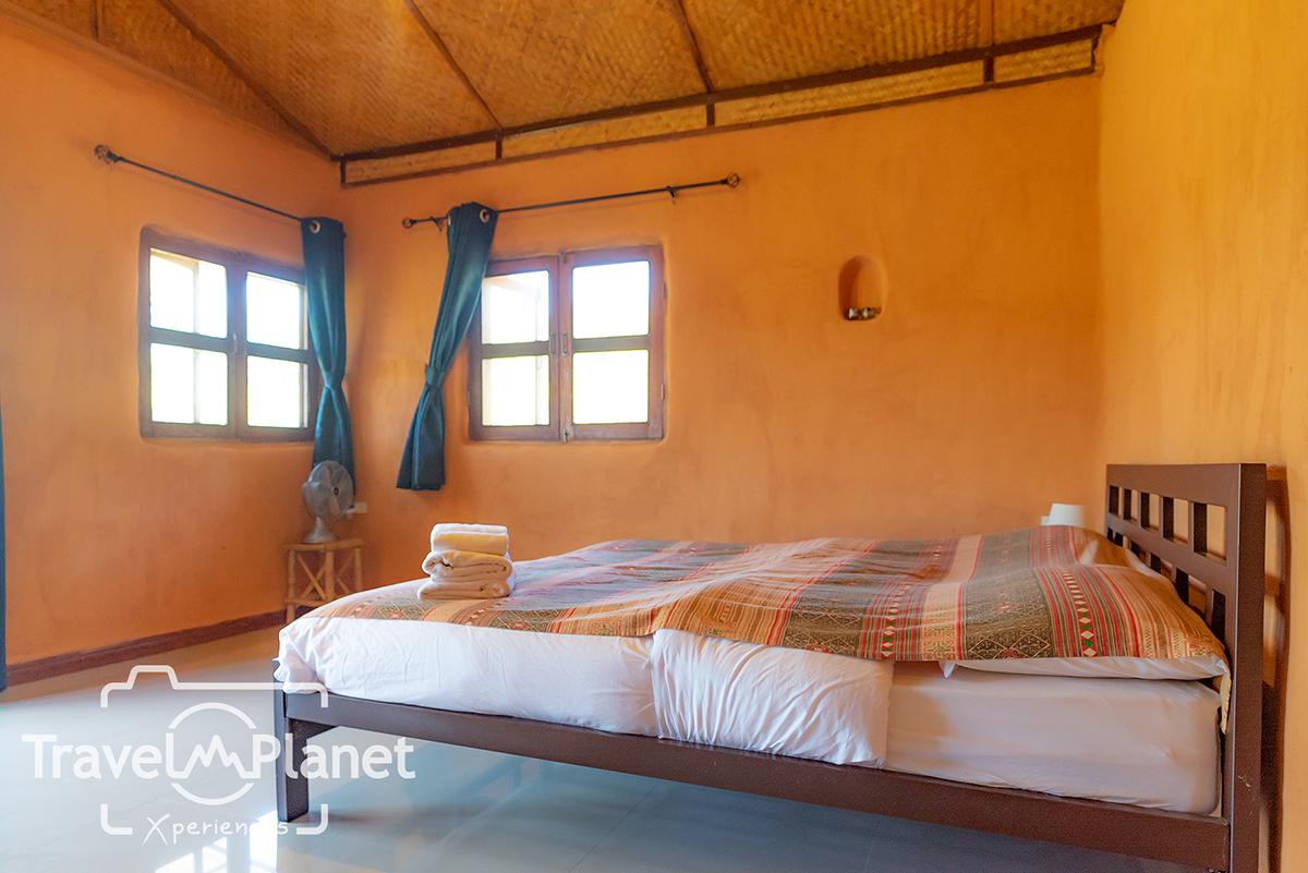 uncle tom's cabin at khaokho กระท่อมน้อยของลุงทอม เขาค้อ บ้านดิน