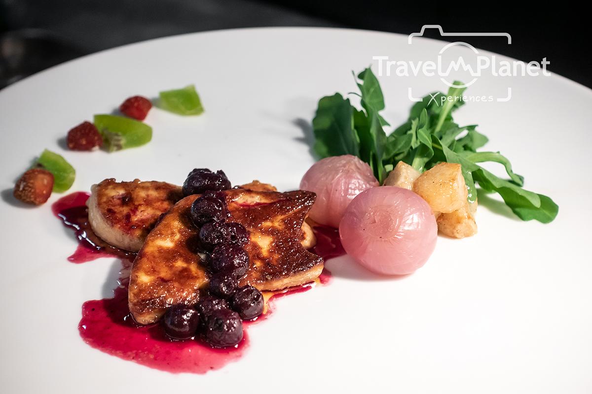 ห้องอาหารเดอะ เบอร์เคลีย์ ไดนิ่ง รูม โรงแรมเดอะ เบอร์เคลีย์ ประตูน้ํา - Grilled ปิ้ง ย่าง ฟรัวการส์