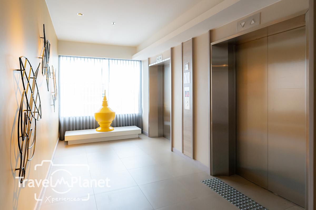 โรงแรมเมอร์เคียว พัทยา โอเชี่ยน รีสอร์ท -Mercure Pattaya Ocean Resort
