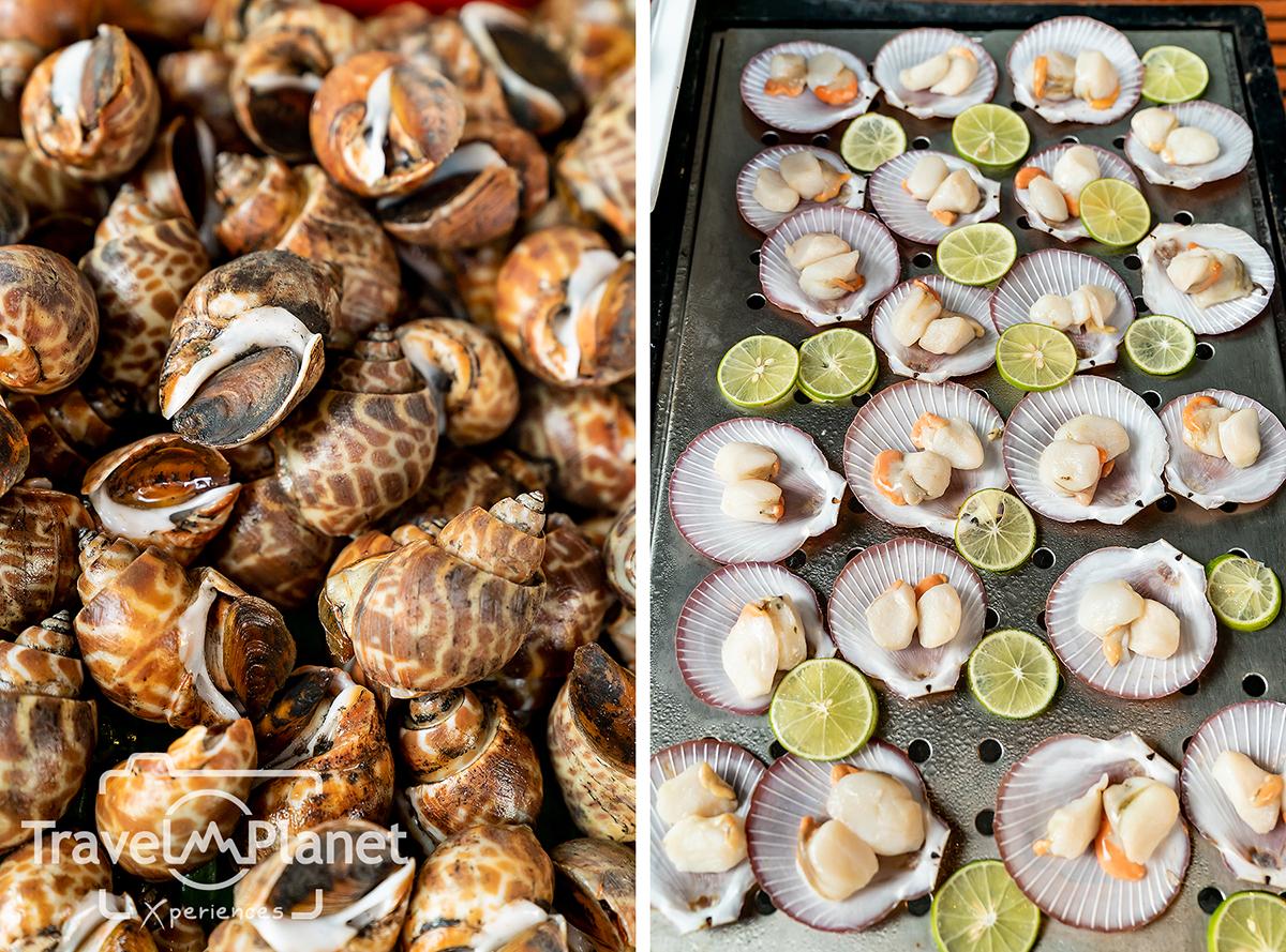 100° East Anantara Sathorn Bangkok  Seafood Buffet กริลล์