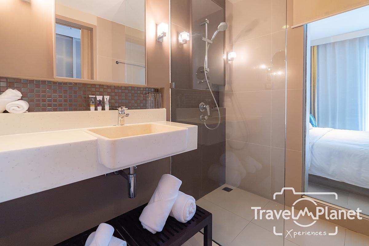 โรงแรมเมอร์เคียว พัทยา โอเชี่ยน รีสอร์ท -Mercure Pattaya Ocean Resort - Superior Ocean View King