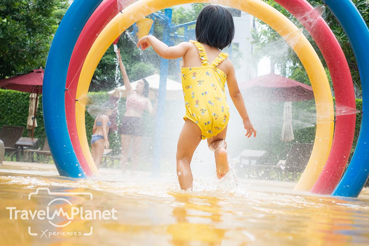 โรงแรมเมอร์เคียว พัทยา โอเชี่ยน รีสอร์ท -Mercure Pattaya Ocean Resort สวนน้ำ Water Park