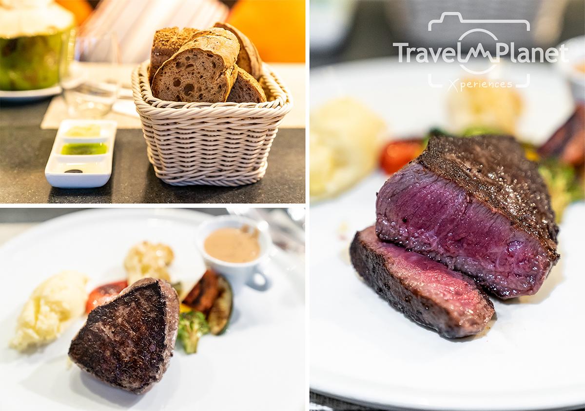 โรงแรมเมอร์เคียว พัทยา โอเชี่ยน รีสอร์ท -Mercure Pattaya Ocean Resort ห้องอาหาร Molten