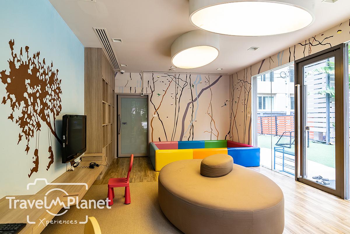 โรงแรมเมอร์เคียว พัทยา โอเชี่ยน รีสอร์ท -Mercure Pattaya Ocean Resort Kid club